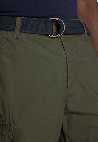 Petrol Industries - Shorts - dark army - 4