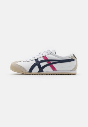 MEXICO 66 UNISEX - Sneakers basse - white/navy/pink