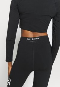 Juicy Couture - CHARLOTTE - Tights - black - 5