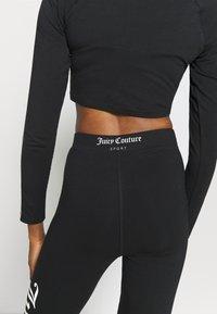 Juicy Couture - CHARLOTTE - Trikoot - black - 5