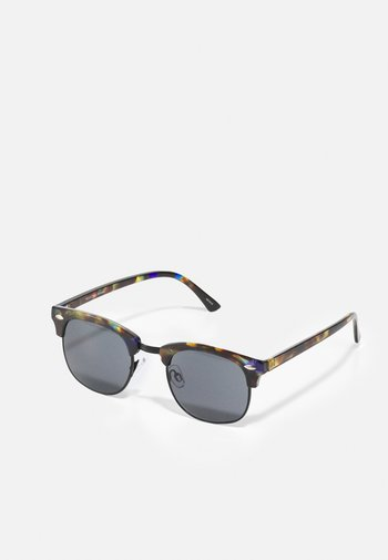 SLHMIKAS SUNGLASSES - Sunglasses - blue