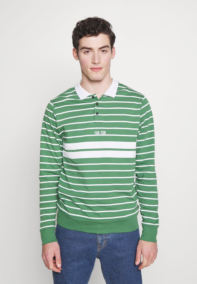 ALPHA - Poloshirt - green