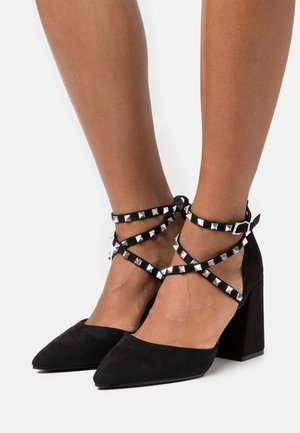 ARIYAH - Zapatos altos - black