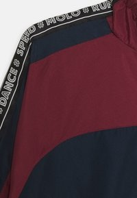 Molo - ONIKA - Training jacket - bordeaux/dark blue - 2