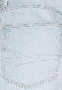 American Eagle - FESTIVAL  - Denim shorts - light super bleach - 2
