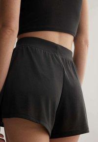 OYSHO - Pantaloni del pigiama - black - 3