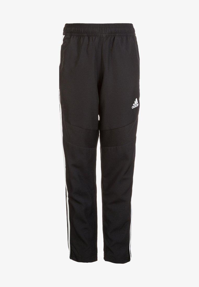 adidas Performance - TIRO 19 WOVEN CLIMALITE PANTS - Spodnie treningowe - black / white