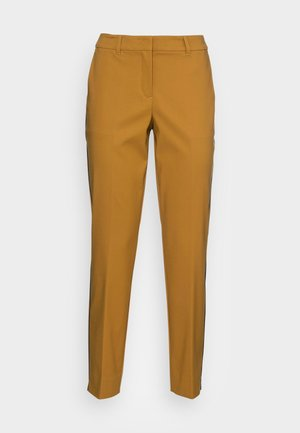 SIGNATURE PANTS - Trousers - green clay