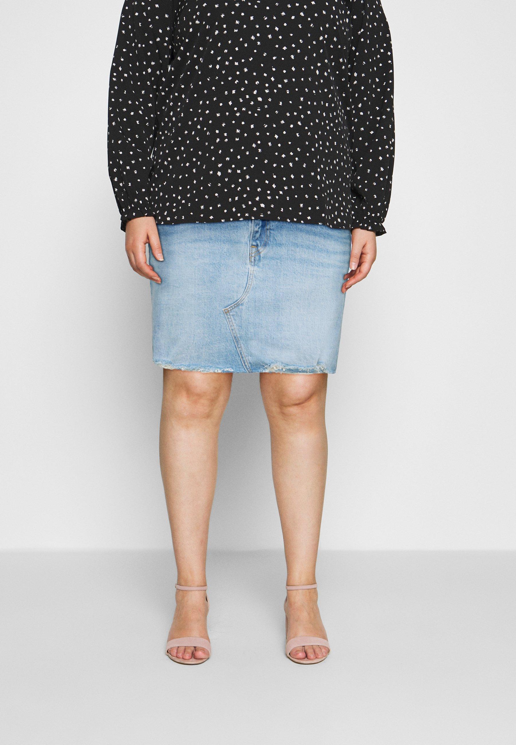 Femme DECONSTRUCTED SKIRT - Minijupe
