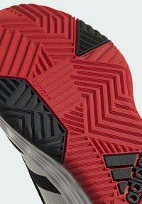 adidas Performance - Basketball shoes - black - 9