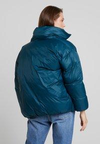 KIOMI - Down jacket - petrol - 2