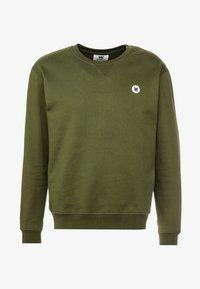 Wood Wood - TYE - Sweatshirt - army green - 3