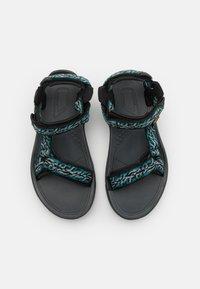 Teva - TERRA FI 5 UNIVERSAL - Walking sandals - manzanita/deep lake - 3