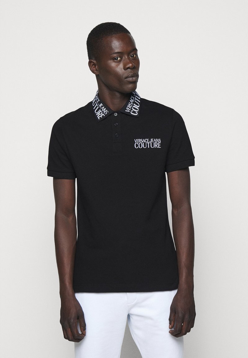 Versace Jeans Couture - MAN - Polo shirt - nero