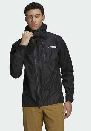 PRIMEKNT RAIN J - Soft shell jacket - black