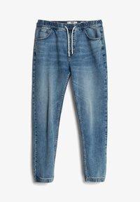 Bershka - Jeans fuselé - blue denim - 4