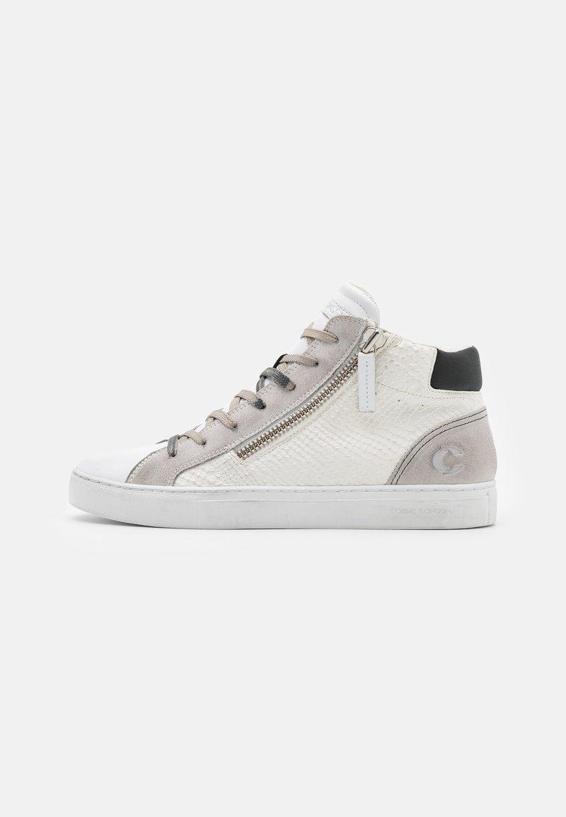 Crime London - Sneakers alte - white