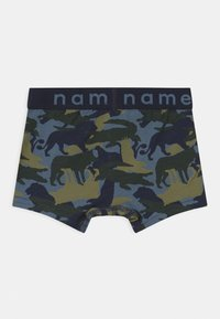 Name it - NMMBOXER 2 PACK - Pants - china blue - 2