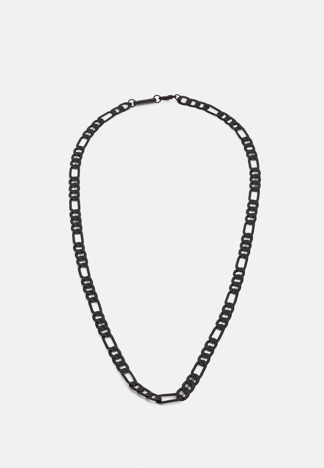 FREERIDER CHAIN NECKLACE - Collana - black