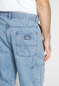Obey Clothing - HARD WORK CARPENTER - Jeans relaxed fit - light indigo - 5