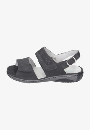 Sandals - carbon