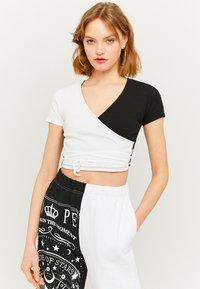 TALLY WEiJL - T-Shirt print - black - 0