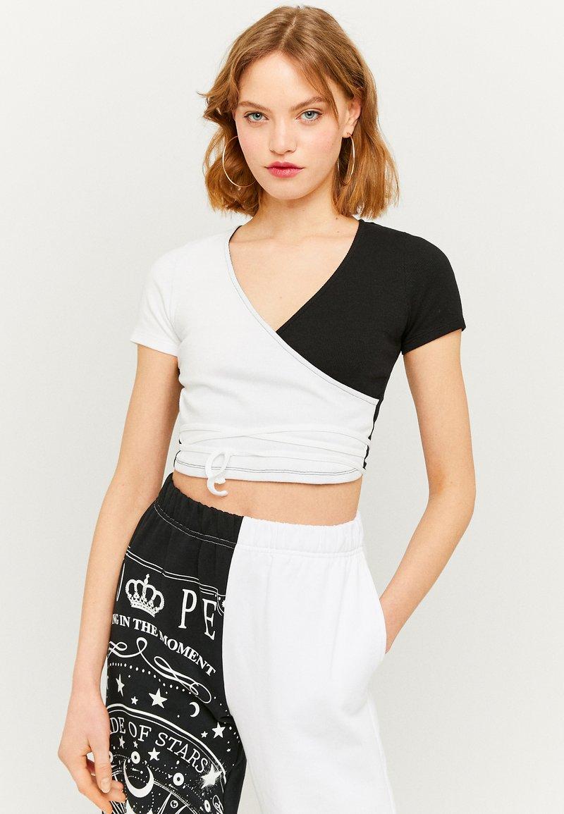 TALLY WEiJL - T-Shirt print - black