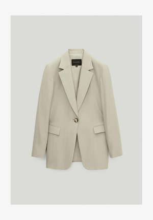 Cappotto corto - light grey