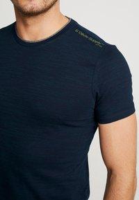s.Oliver - KURZARM - Basic T-shirt - fresh ink melange - 5