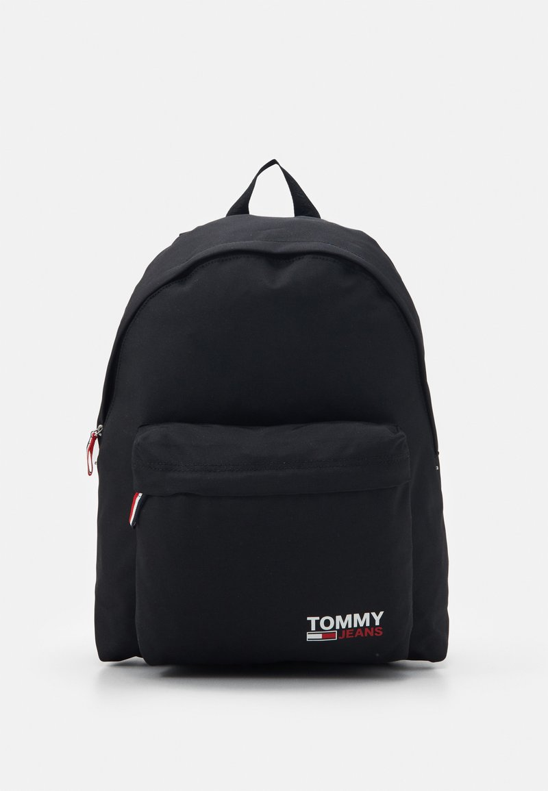 Tommy Jeans - TJM CAMPUS  BACKPACK - Rucksack - black