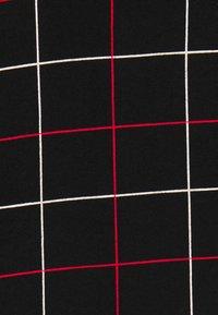 Fila - WING TEE - Camiseta estampada - black - 2
