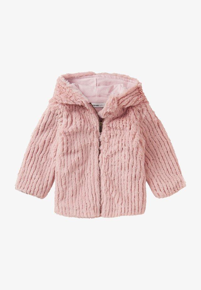 Winter jacket - eggnog