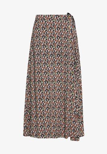 BELLA  - Áčková sukně - darkk sapphire