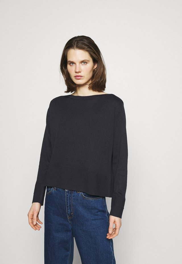 PEONIE - Sweter - forever blue