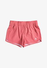 Roxy - ROXY WAVE - Swimming shorts - desert rose - 0