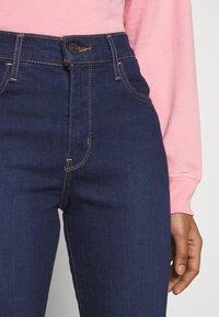 Levi's® - 720 HIRISE SUPER SKINNY - Jeans Skinny Fit - echo bruised - 3
