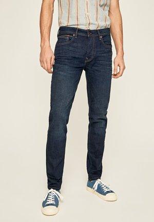 CHEPSTOW - Straight leg jeans - denim