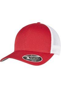 Flexfit - Cap - red/wht - 1