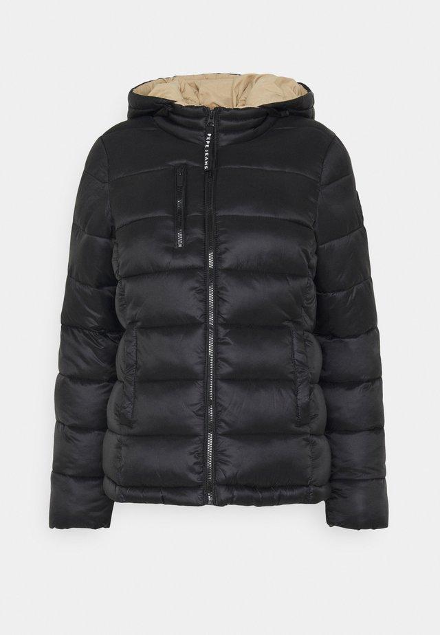 CATA - Chaqueta de invierno - black