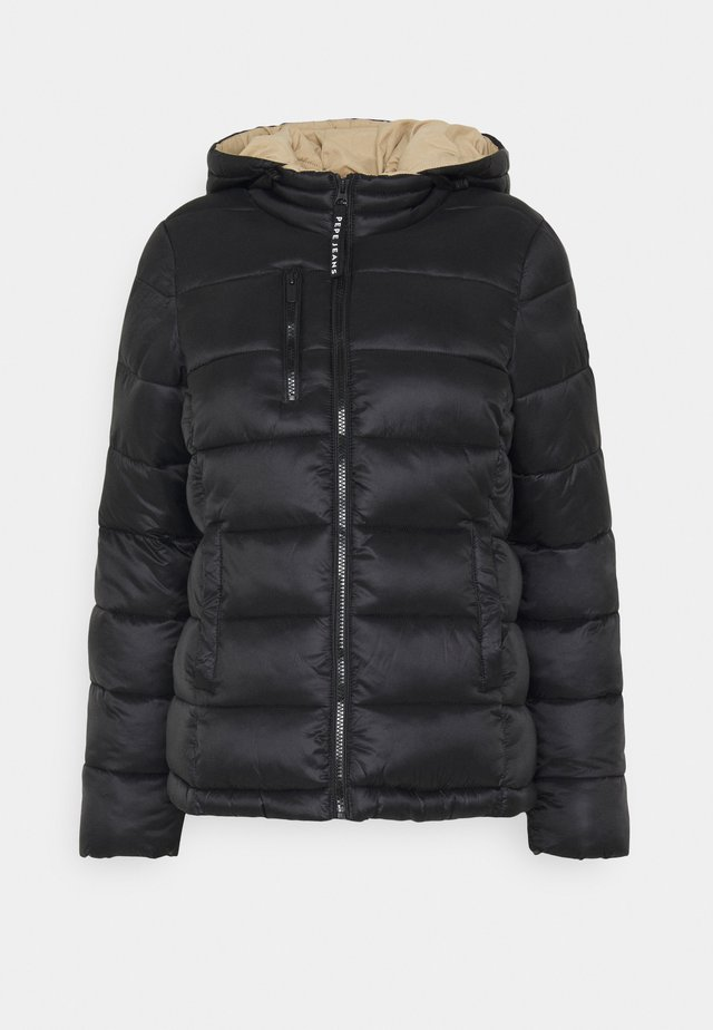CATA - Winter jacket - black