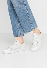 Blackstone - Sneakers - metallic silver - 0