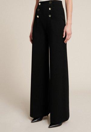 MONTI - Pantalones - nero