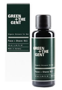 Green + The Gent - FACE + SHAVE OIL - Olejek do twarzy - - - 1