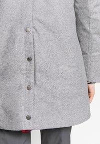 Luhta - ISOKURIKKA  - Winter coat - light grey - 5