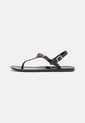 MADDISON - T-bar sandals - black