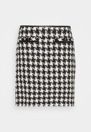 DOGTOOTH - Mini skirt - mono