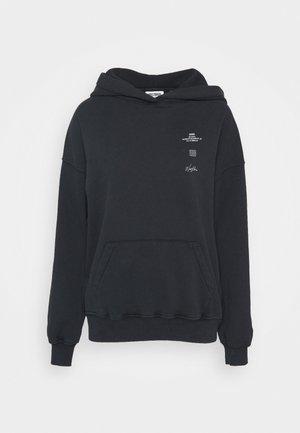SCORPIUS HOODIE VINTAGE  - Hoodie - black garment