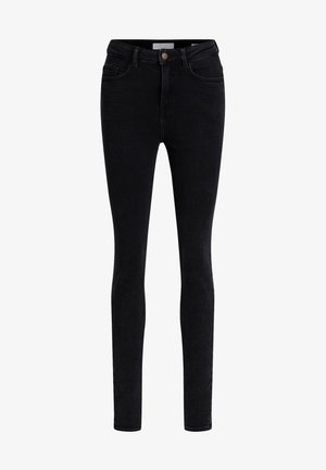 HIGH RISE - Jeans Skinny Fit - dark grey