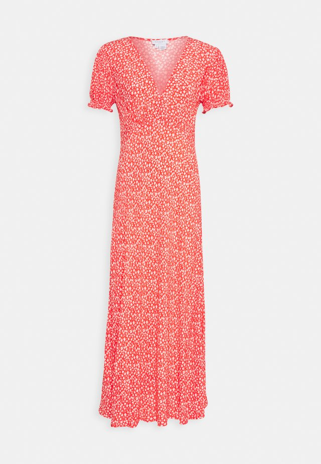 POET DRESS - Vardagsklänning - red