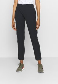 Under Armour - LINKS PANT - Trousers - black - 0